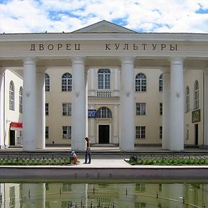 Дворцы и дома культуры Шипуново