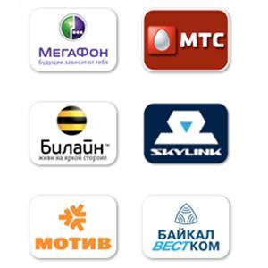 Операторы сотовой связи Шипуново