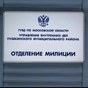 Отделения полиции Шипуново